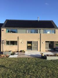 Installation photovoltaïque par votre installateur Julien Marchand à Baillonville
